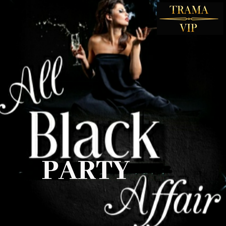 BLACK PARTY – 18 JULIO