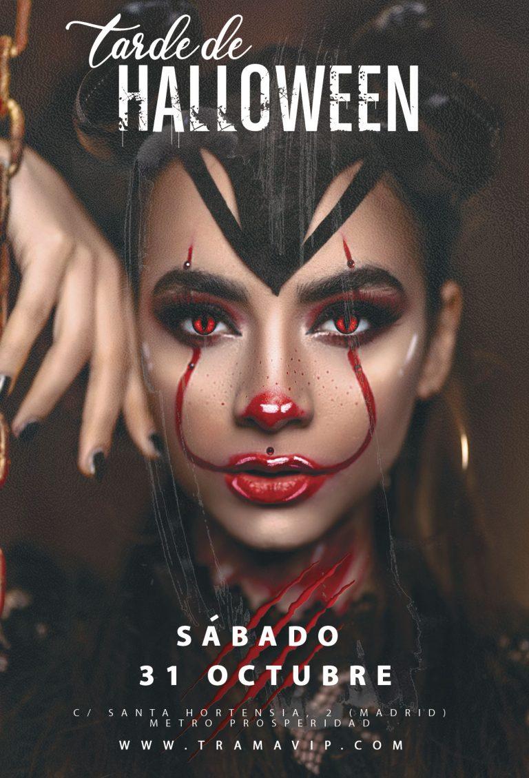 Tarde de Halloween en Trama Vip – 31 de octubre 2020