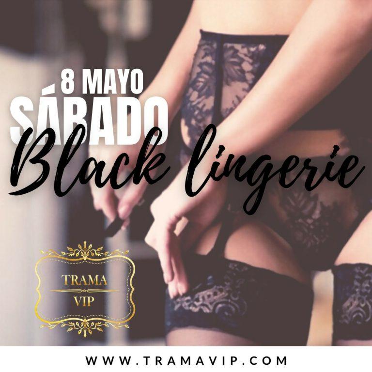 Black Lingerie – 8 MAYO